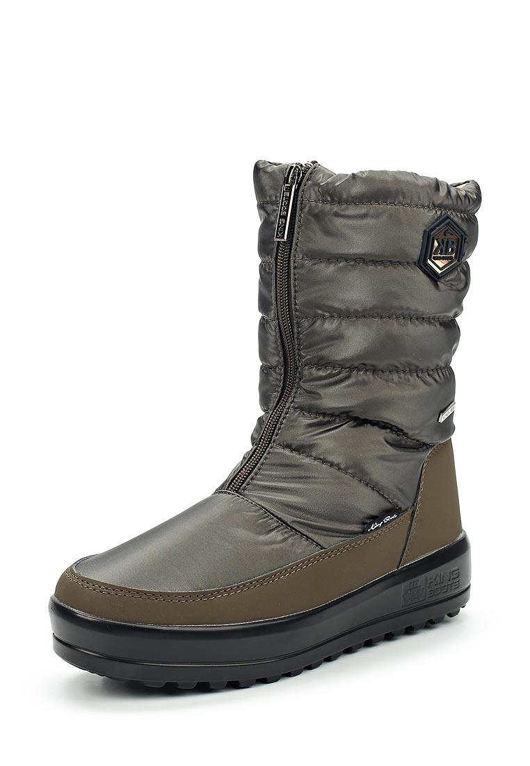 Женские дутики King Boots KB520BG