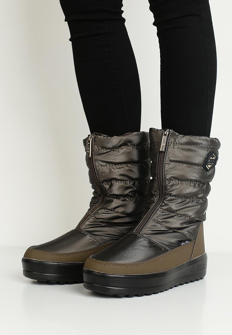 Женские дутики King Boots KB520BG: изображение 5