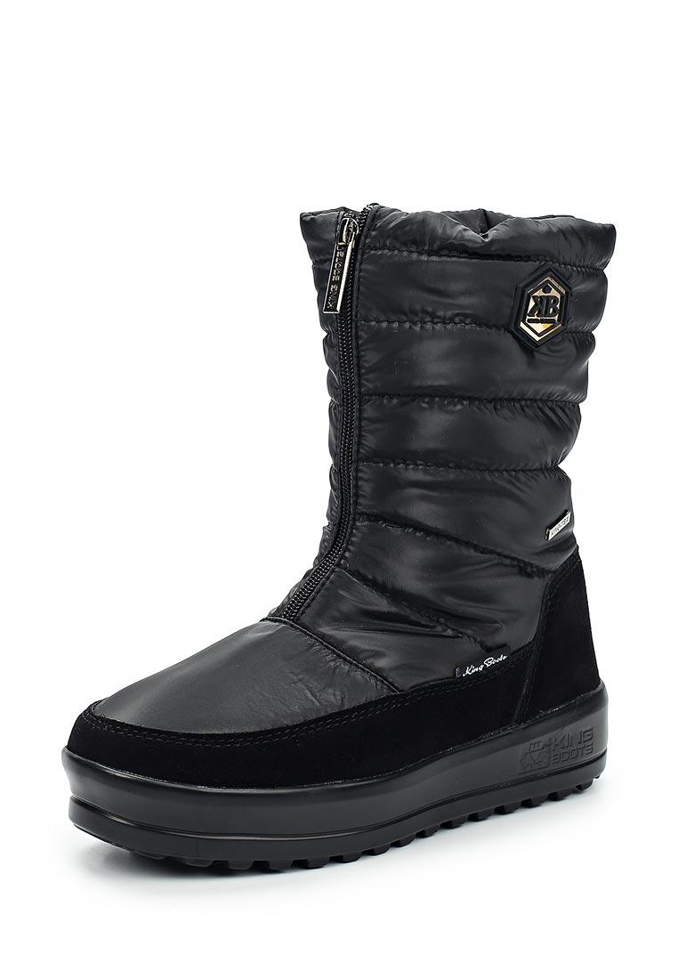 Женские дутики King Boots KB520SW