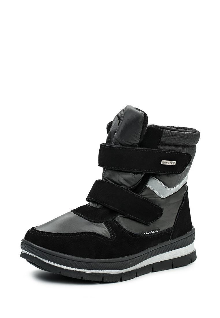 Женские дутики King Boots KB509GR