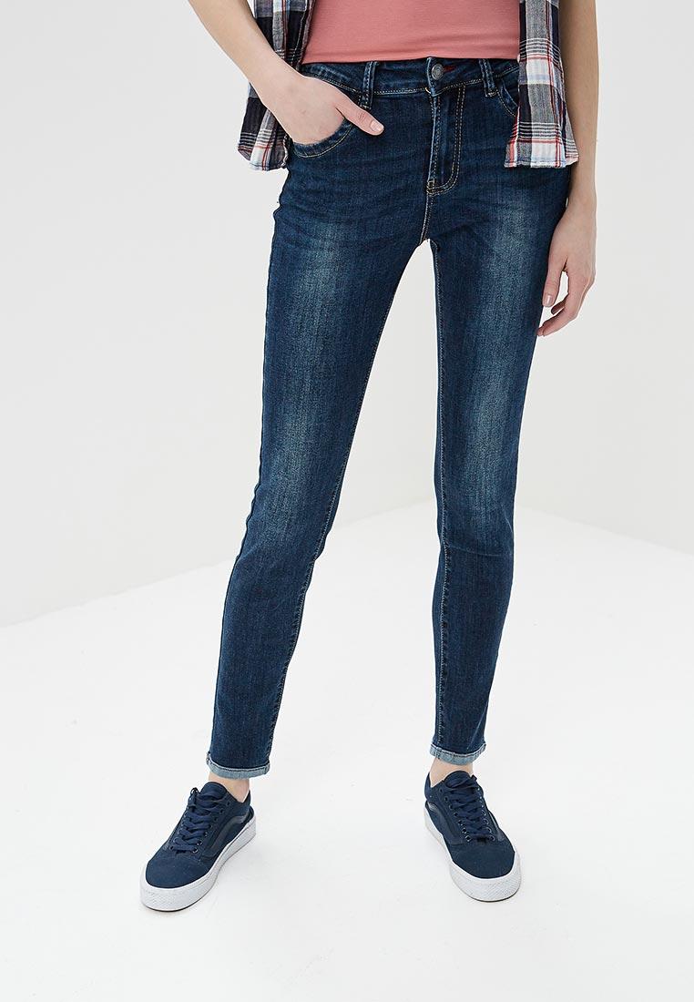 Зауженные джинсы Kiss Pink B002-AF164