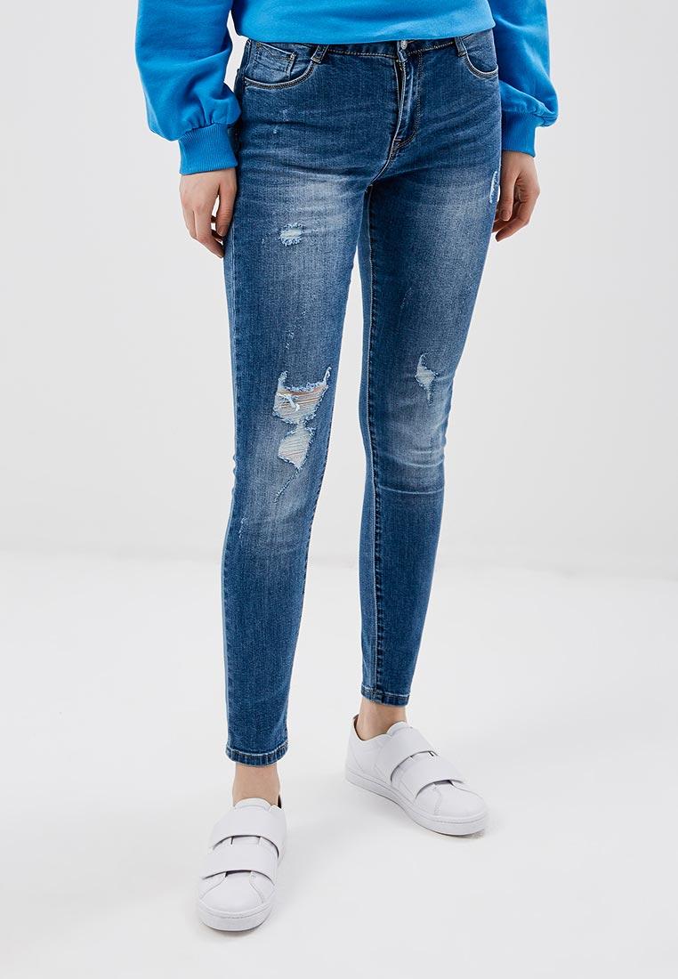 Зауженные джинсы Kiss Pink B002-BH6865