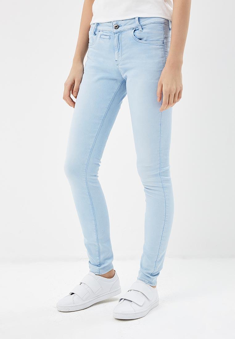 Зауженные джинсы Kiss Pink B002-BH6895