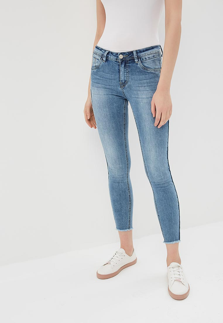 Зауженные джинсы Kiss Pink B002-BH6902