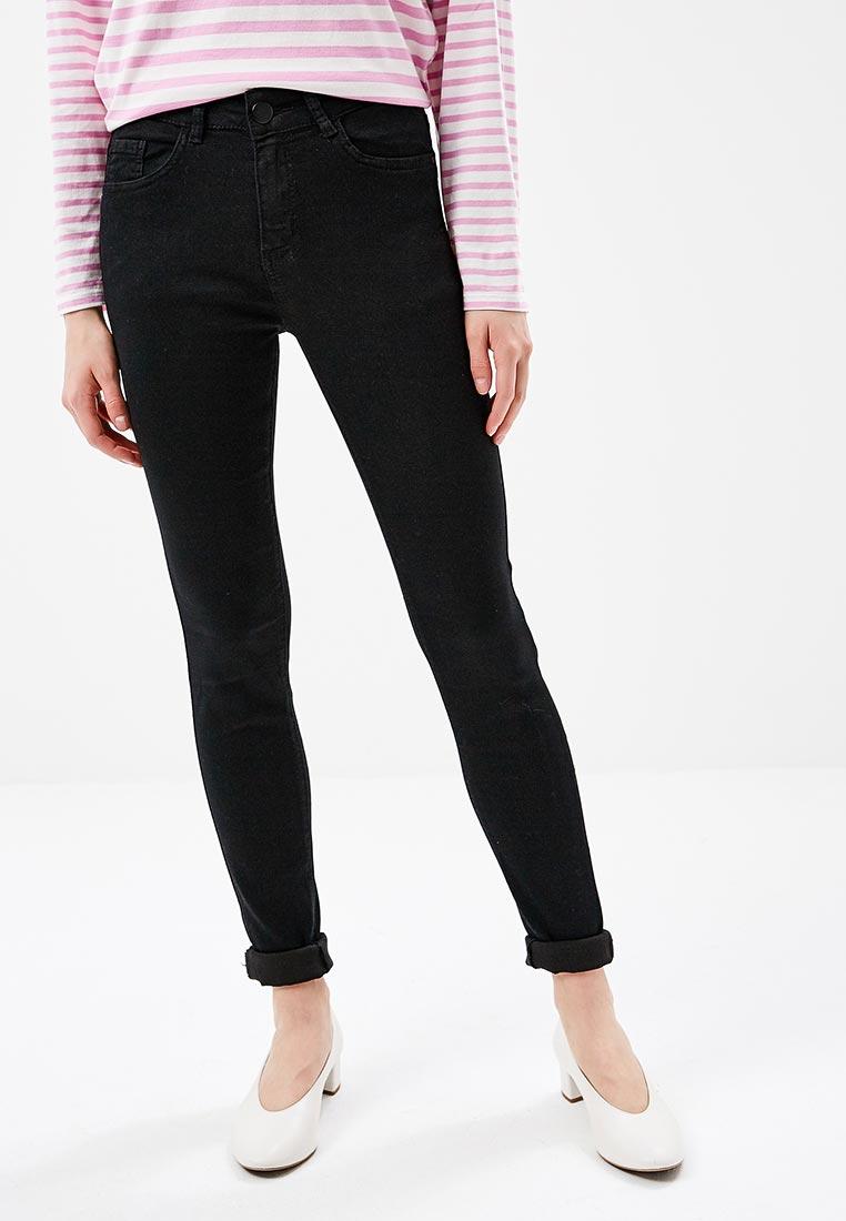 Зауженные джинсы Kiss Pink B002-F029-1