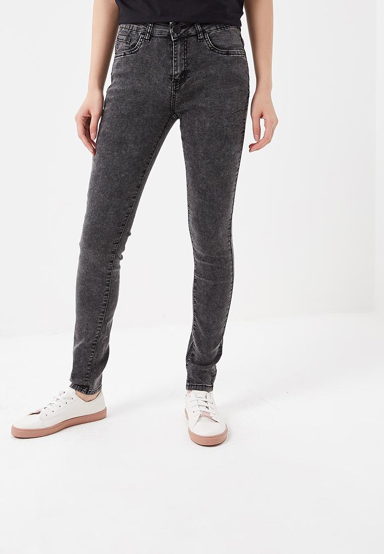 Зауженные джинсы Kiss Pink B002-F029-3