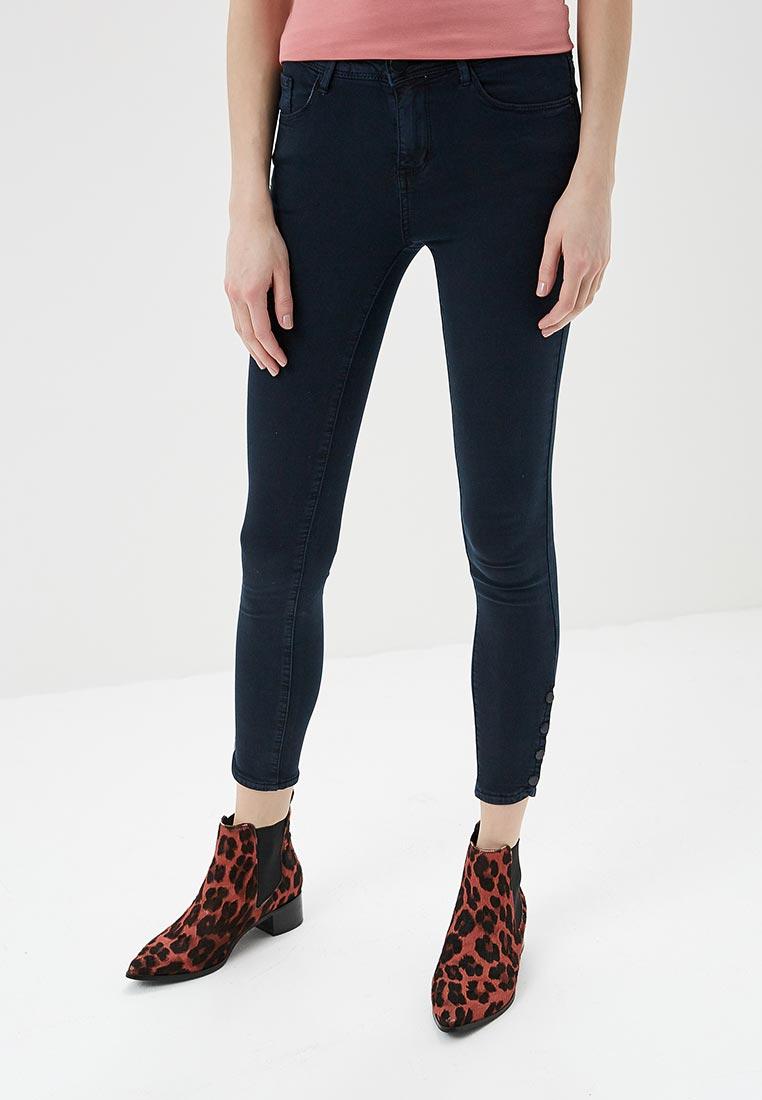 Зауженные джинсы Kiss Pink B002-LG083-7