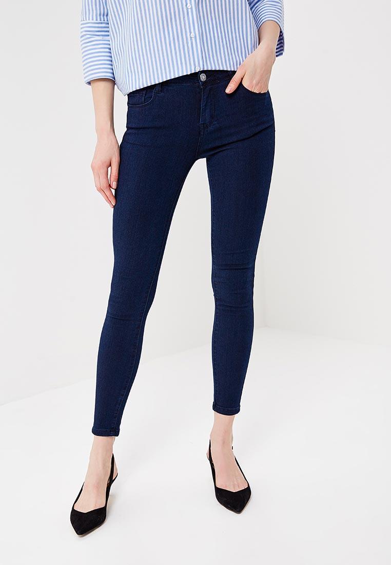 Зауженные джинсы Kiss Pink B002-LG157-2