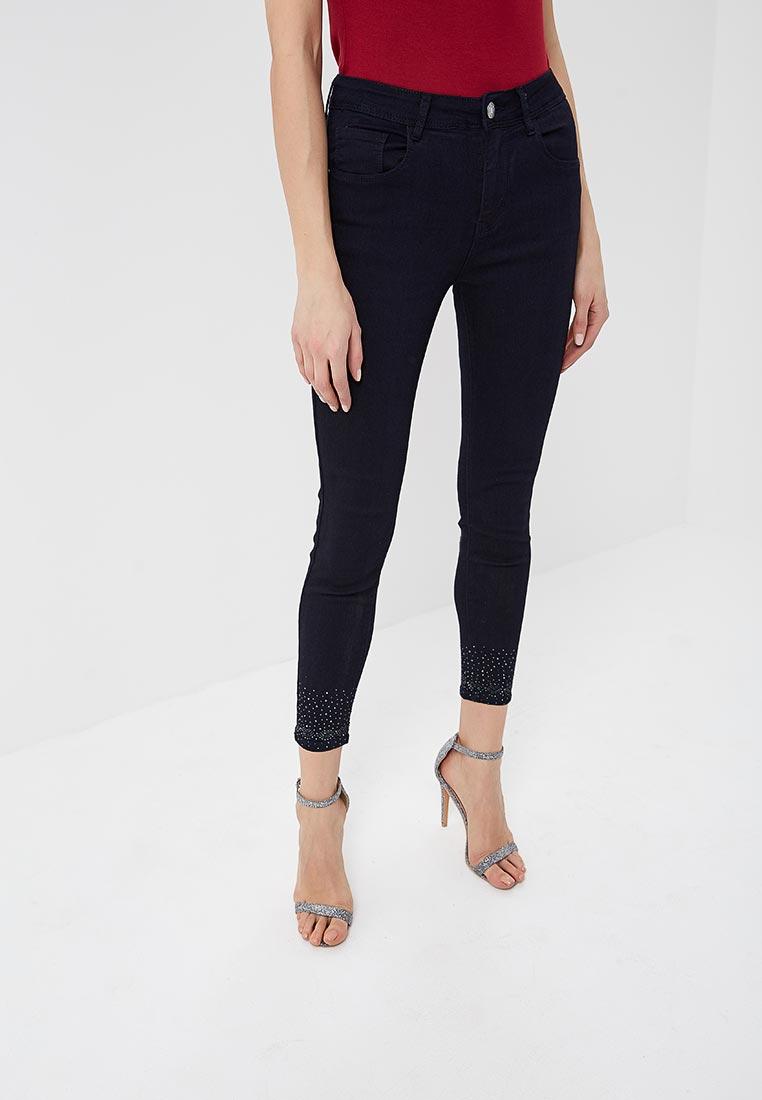 Зауженные джинсы Kiss Pink B002-LG161-2