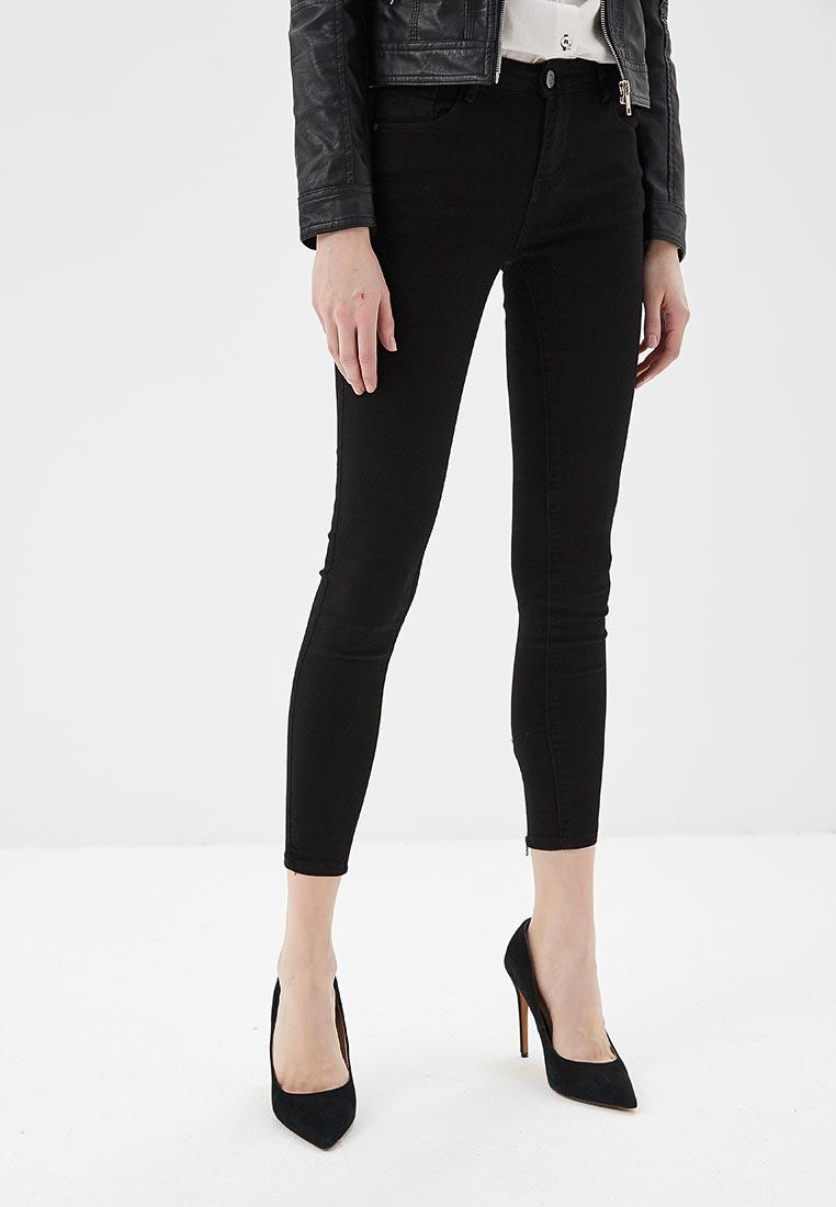 Зауженные джинсы Kiss Pink B002-LG162-1
