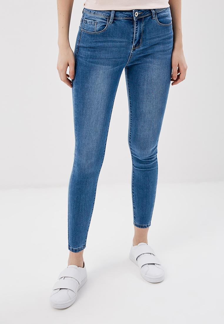 Зауженные джинсы Kiss Pink B002-LG182