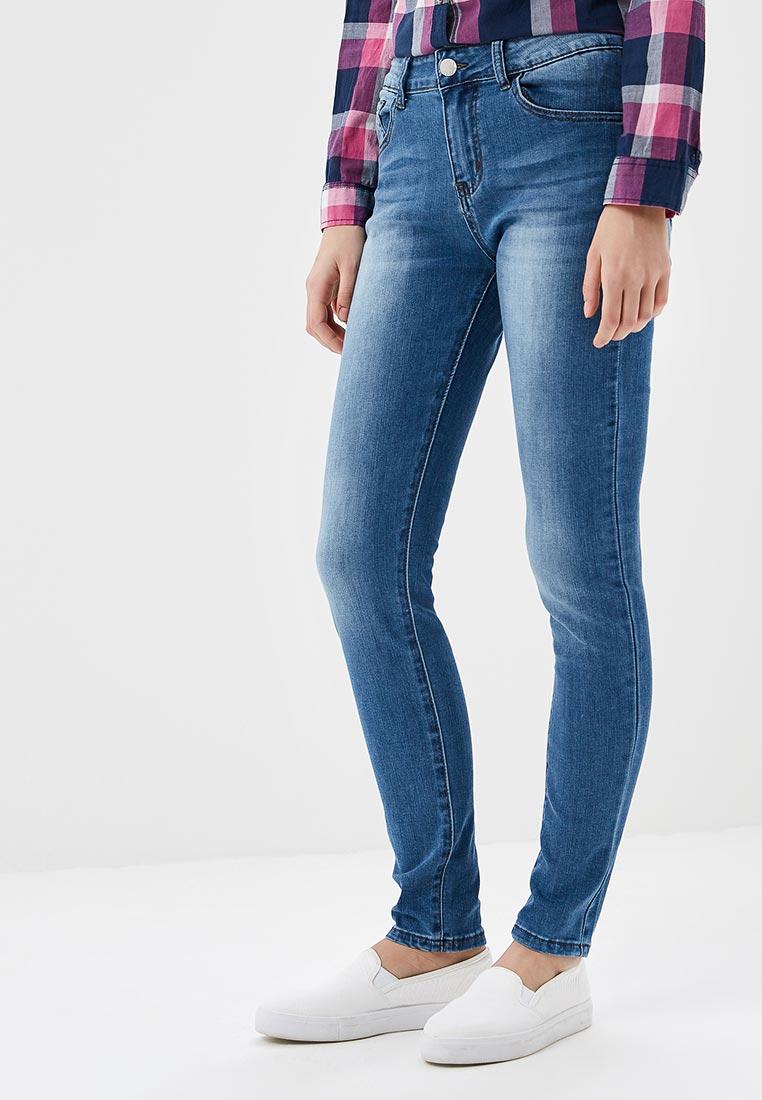 Зауженные джинсы Kiss Pink B002-AF007