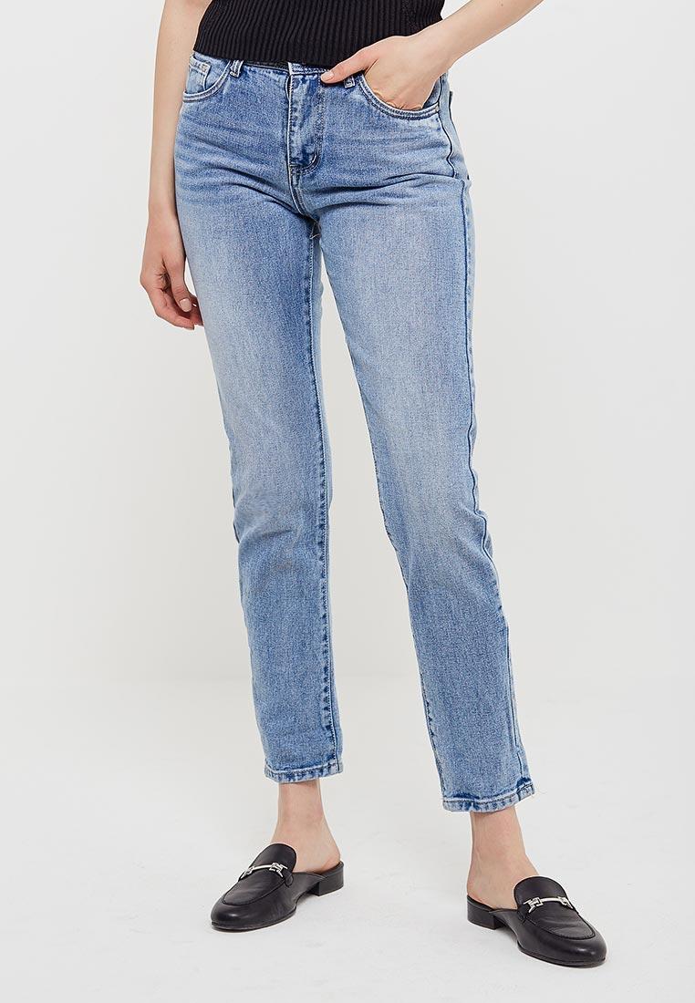 Зауженные джинсы Kiss Pink B002-BH6891