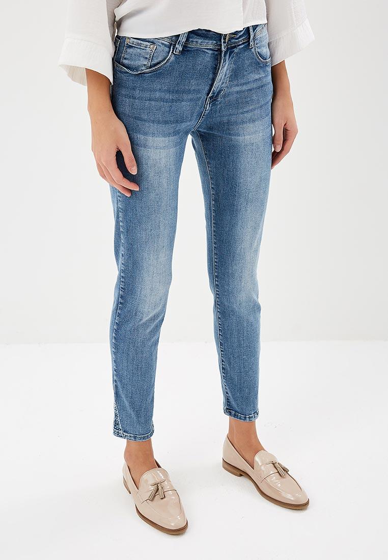 Зауженные джинсы Kiss Pink B002-BH6904