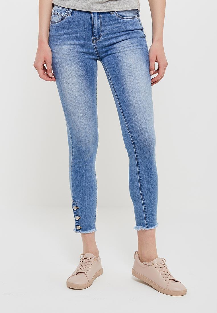 Зауженные джинсы Kiss Pink B002-BH6915