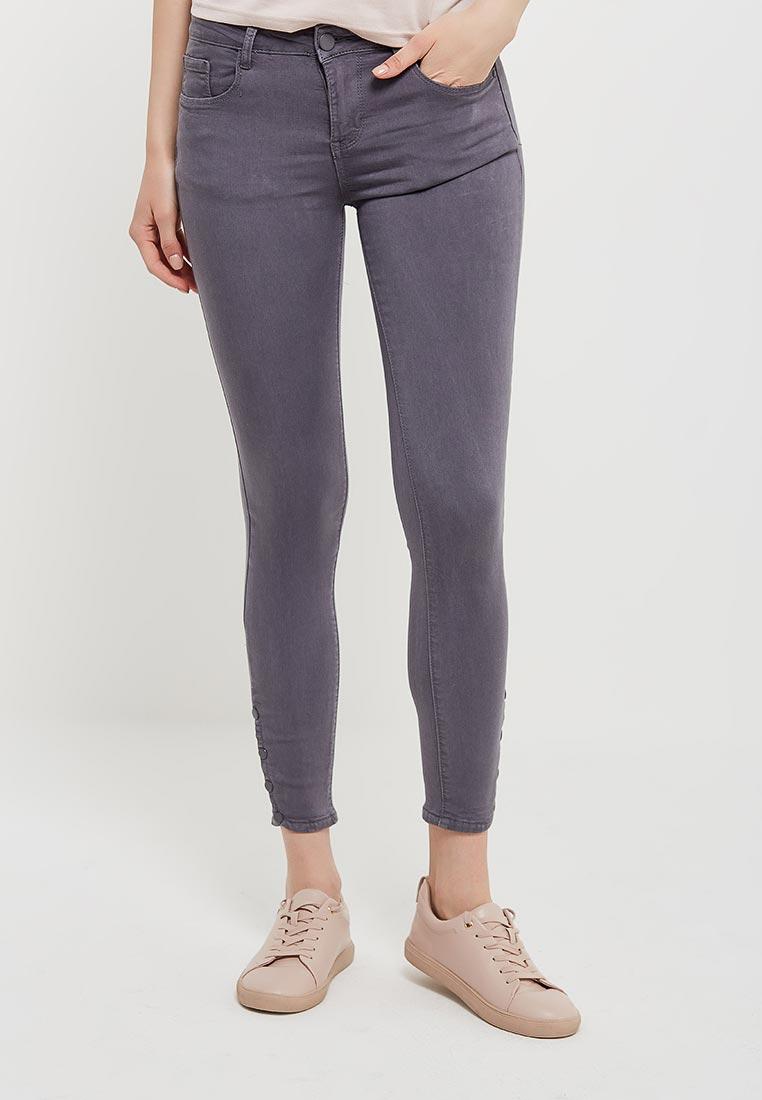 Зауженные джинсы Kiss Pink B002-LG083-3