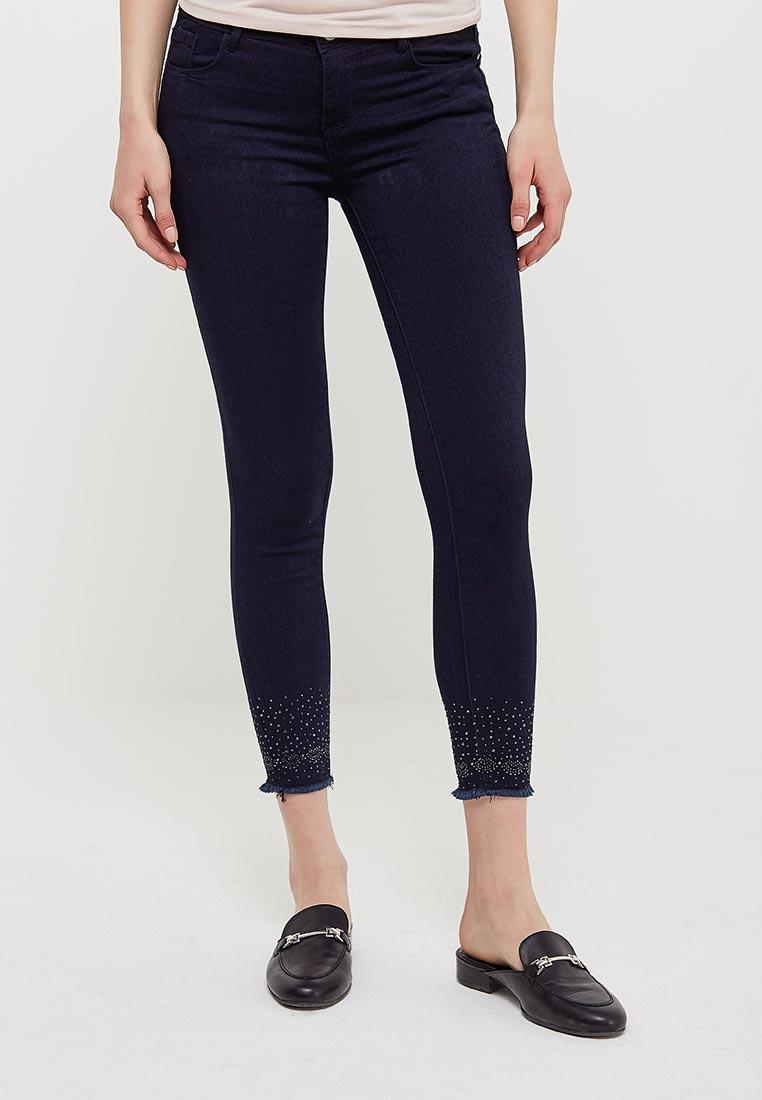 Зауженные джинсы Kiss Pink B002-LG160-2