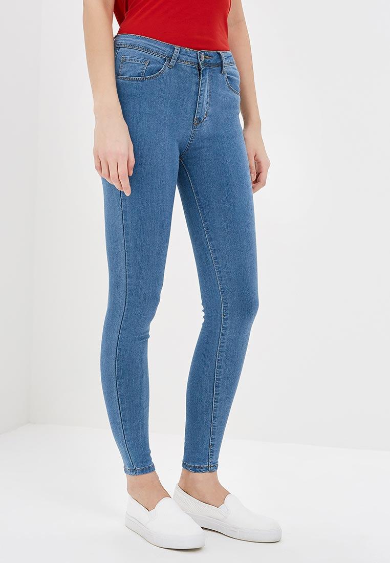 Зауженные джинсы Kiss Pink B002-LG167