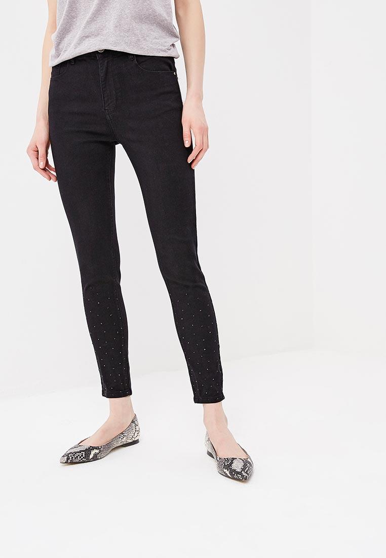 Зауженные джинсы Kiss Pink B002-LG937