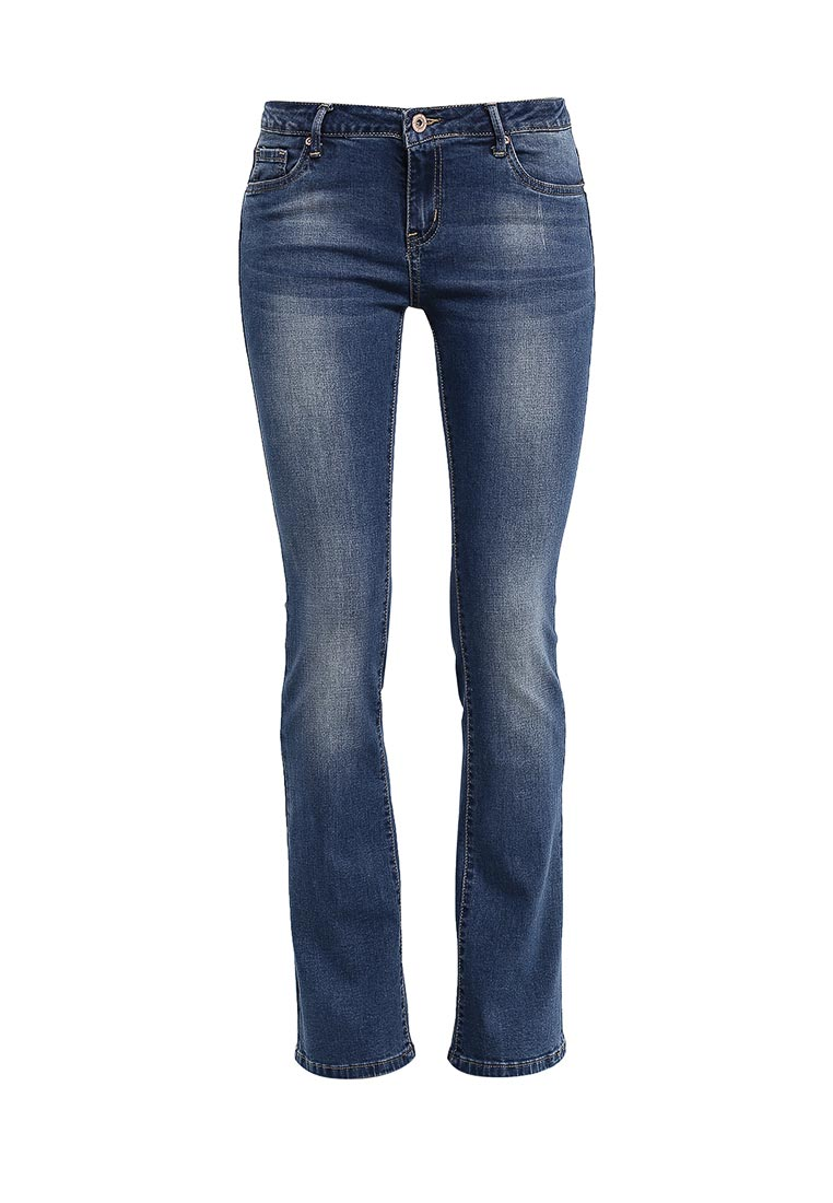 Широкие и расклешенные джинсы Kiss Pink R18-B125
