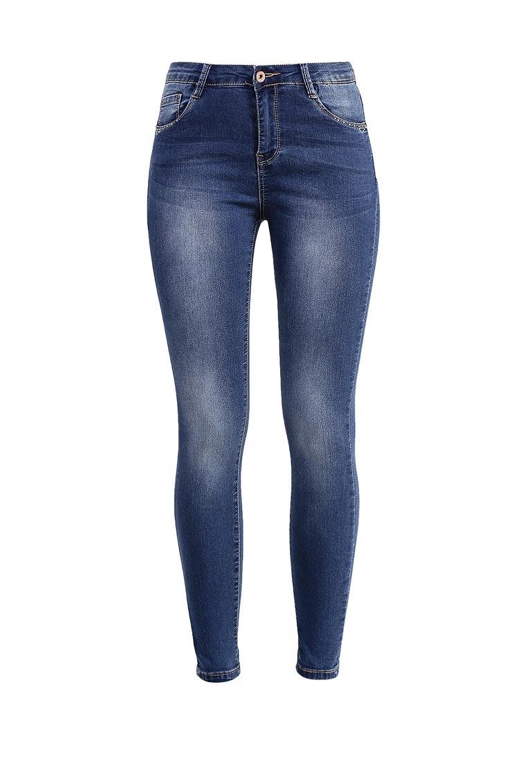 Зауженные джинсы Kiss Pink B002-BH6695
