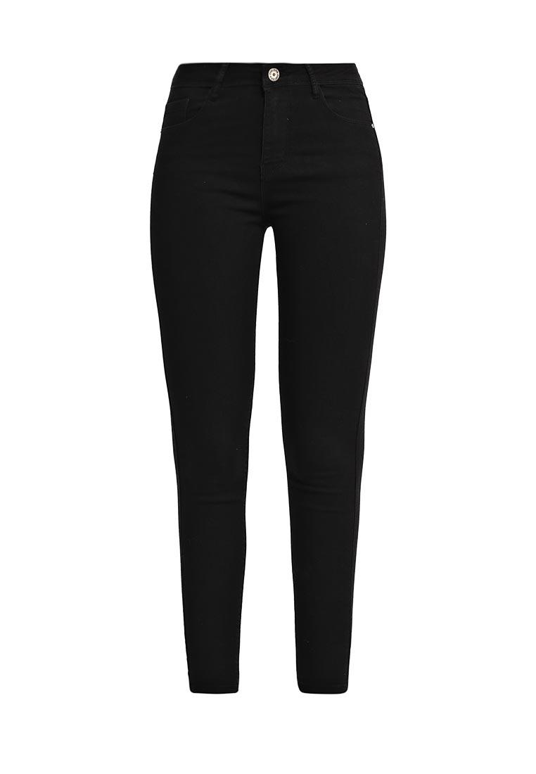 Зауженные джинсы Kiss Pink B002-LG929