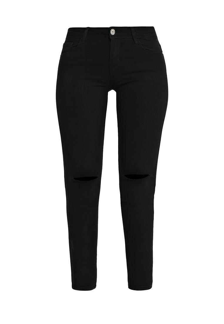 Зауженные джинсы Kiss Pink B002-LG932