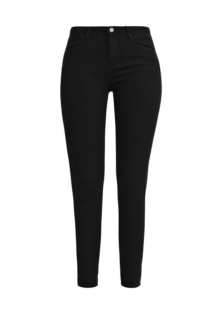 Зауженные джинсы Kiss Pink B002-LG969