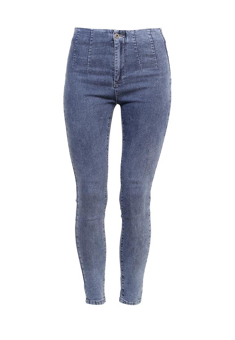 Зауженные джинсы Kiss Pink B002-BH6732