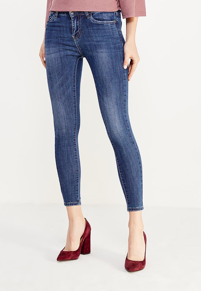 Зауженные джинсы Kiss Pink B002-AF107-3