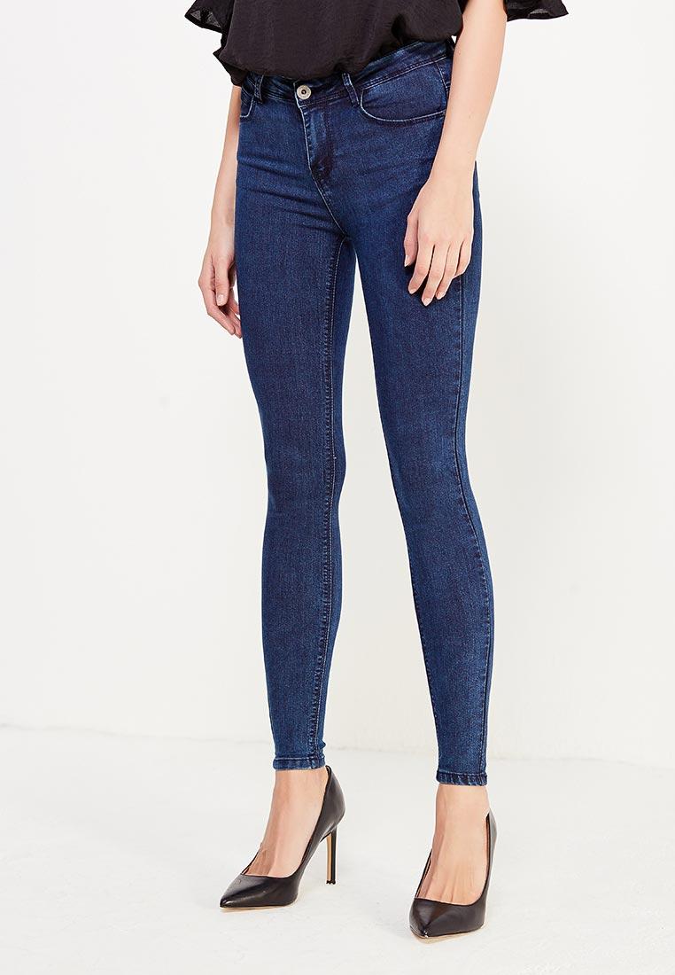 Зауженные джинсы Kiss Pink B002-LG091-3