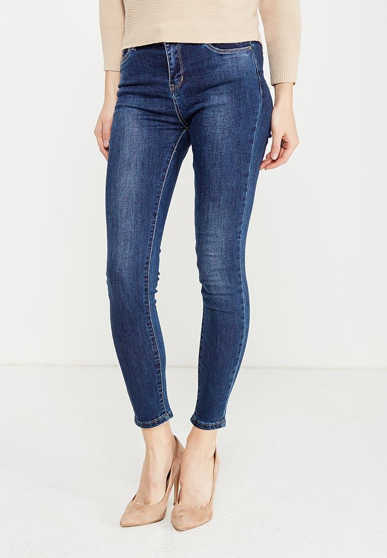 Зауженные джинсы Kiss Pink B002-AF131