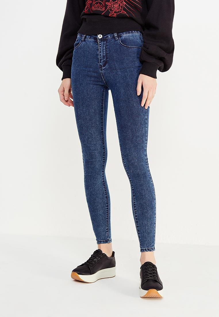 Зауженные джинсы Kiss Pink B002-LG098-2