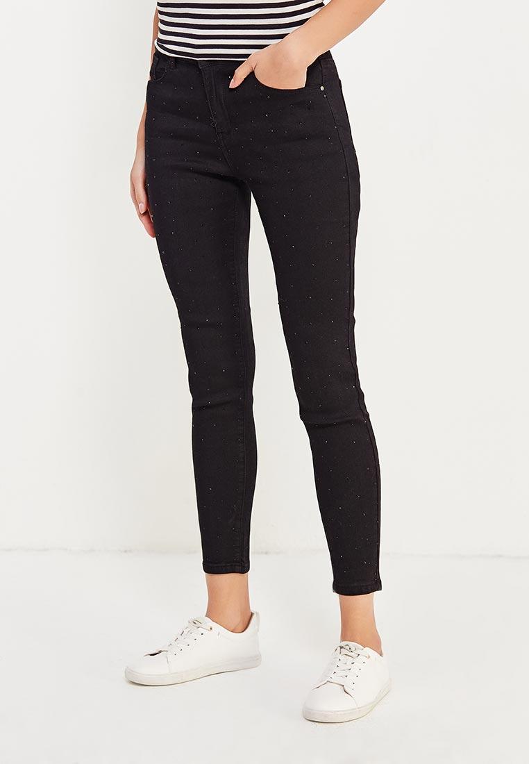Зауженные джинсы Kiss Pink B002-LG1059
