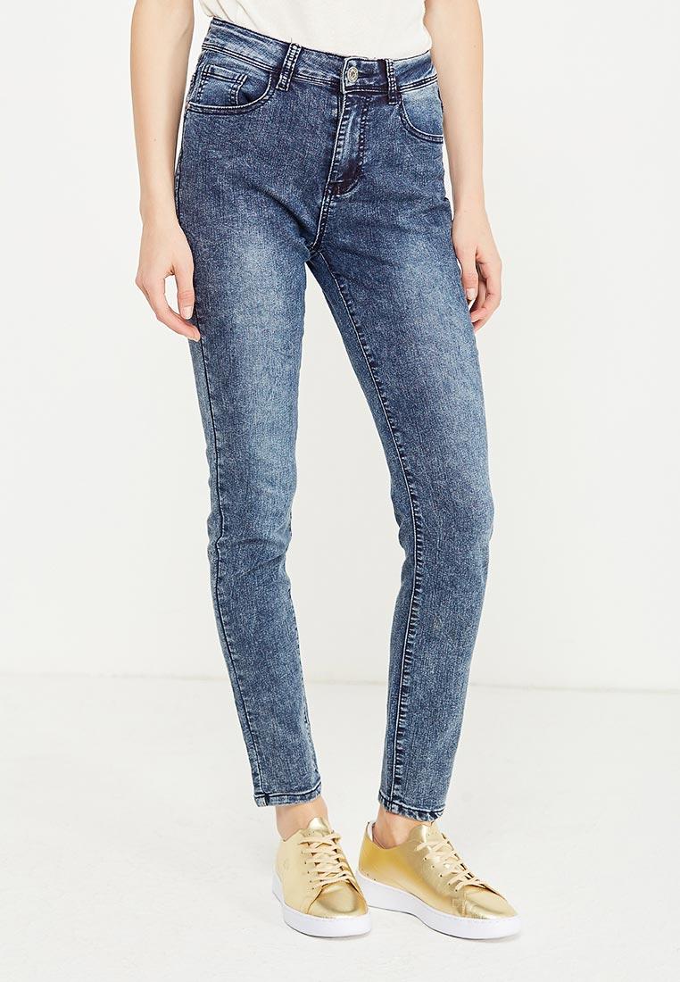 Зауженные джинсы Kiss Pink B002-LG880