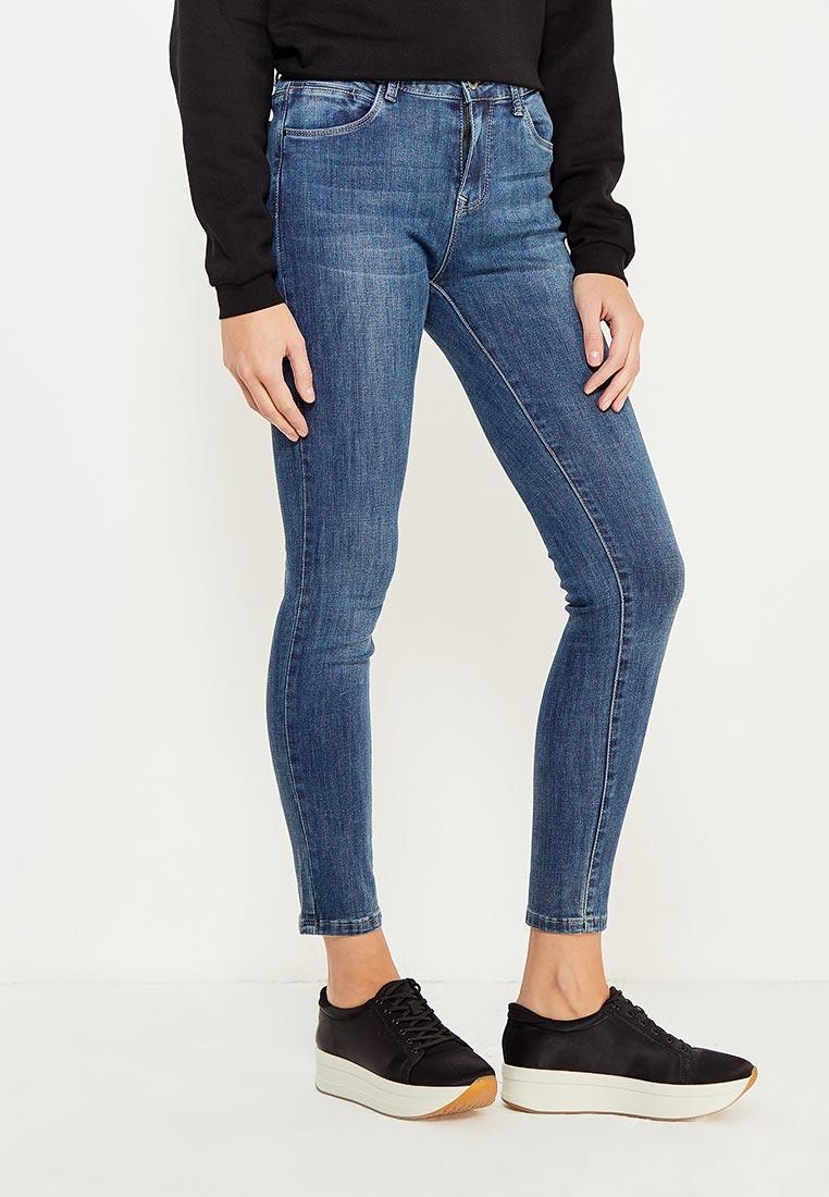 Зауженные джинсы Kiss Pink B002-AF115