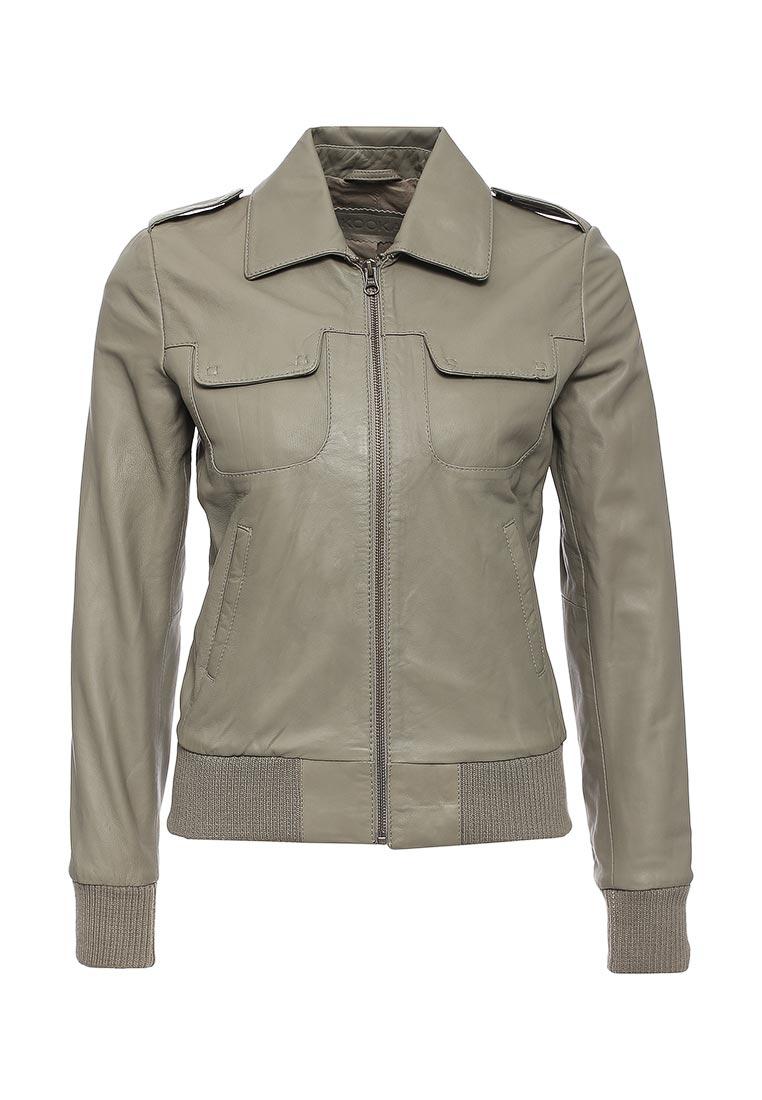 Кожаная куртка Kookai 9153000009