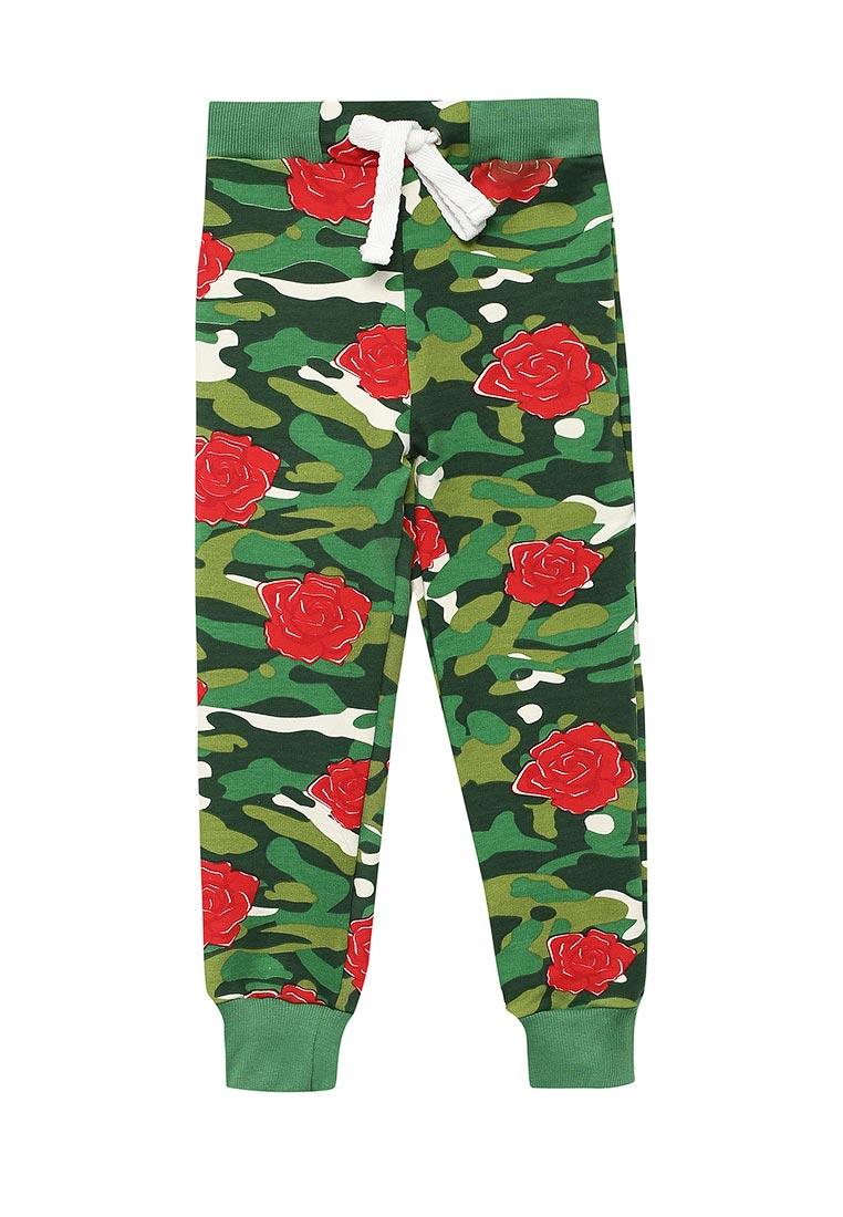 Спортивные брюки для девочек КотМарКот 20126