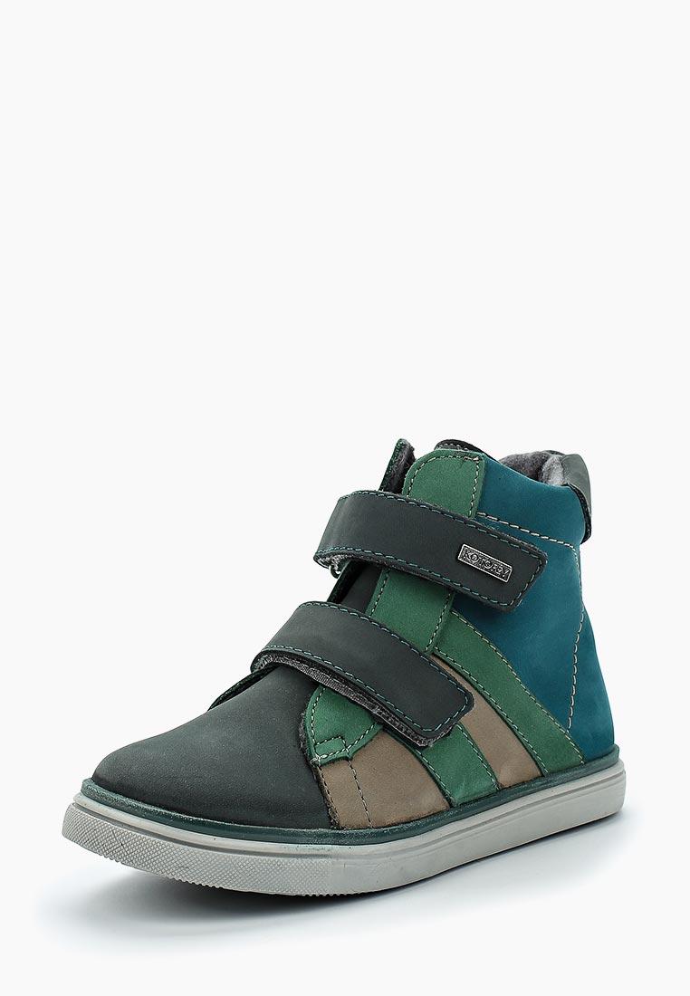 Ботинки для мальчиков Котофей 352144-32