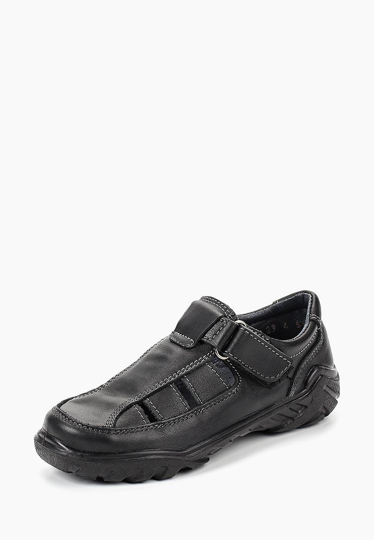 Туфли для мальчиков Котофей 532077-21