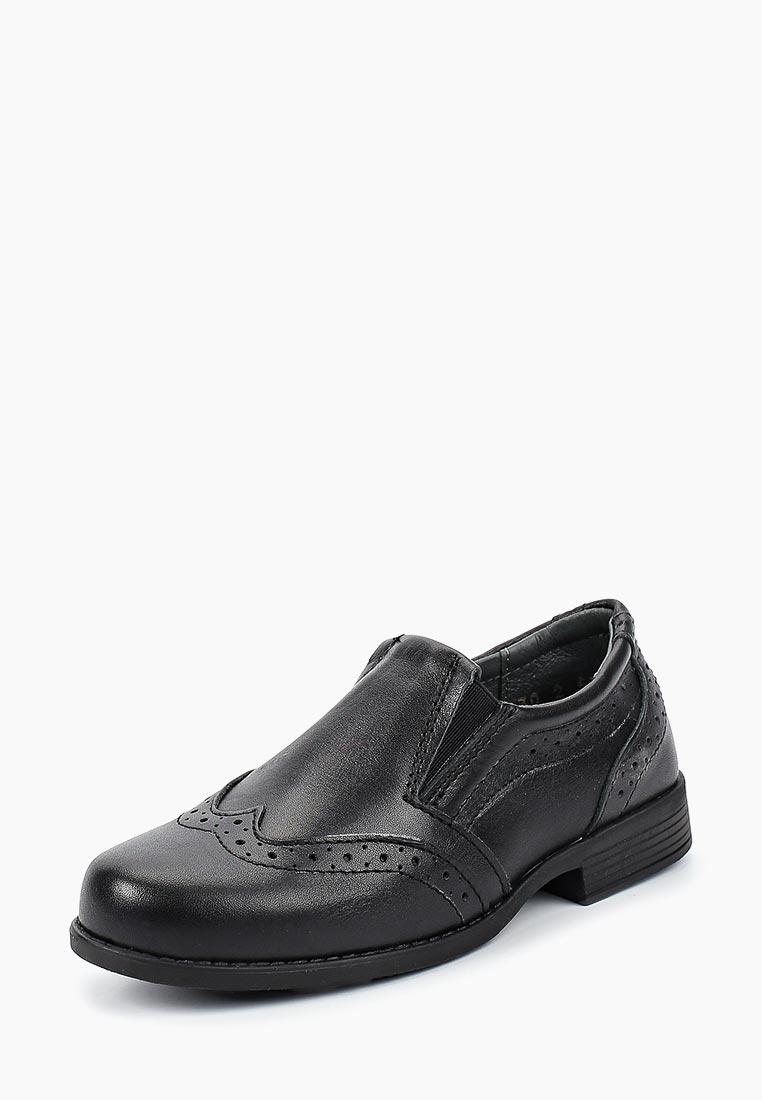 Туфли для мальчиков Котофей 532121-21