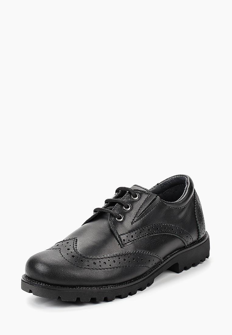 Ботинки для мальчиков Котофей 532149-21