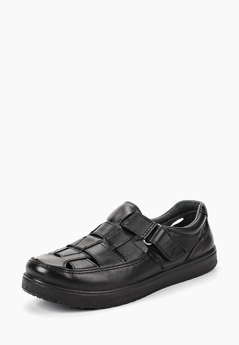 Туфли для мальчиков Котофей 632226-21