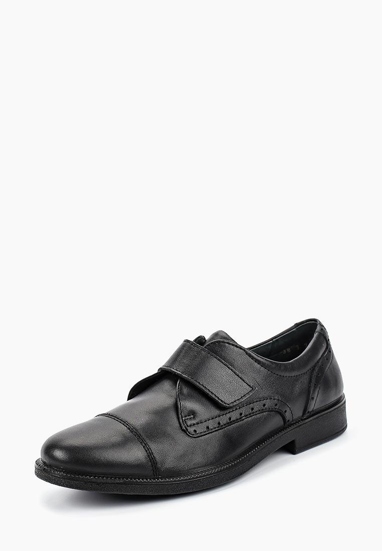 Туфли для мальчиков Котофей 732137-21