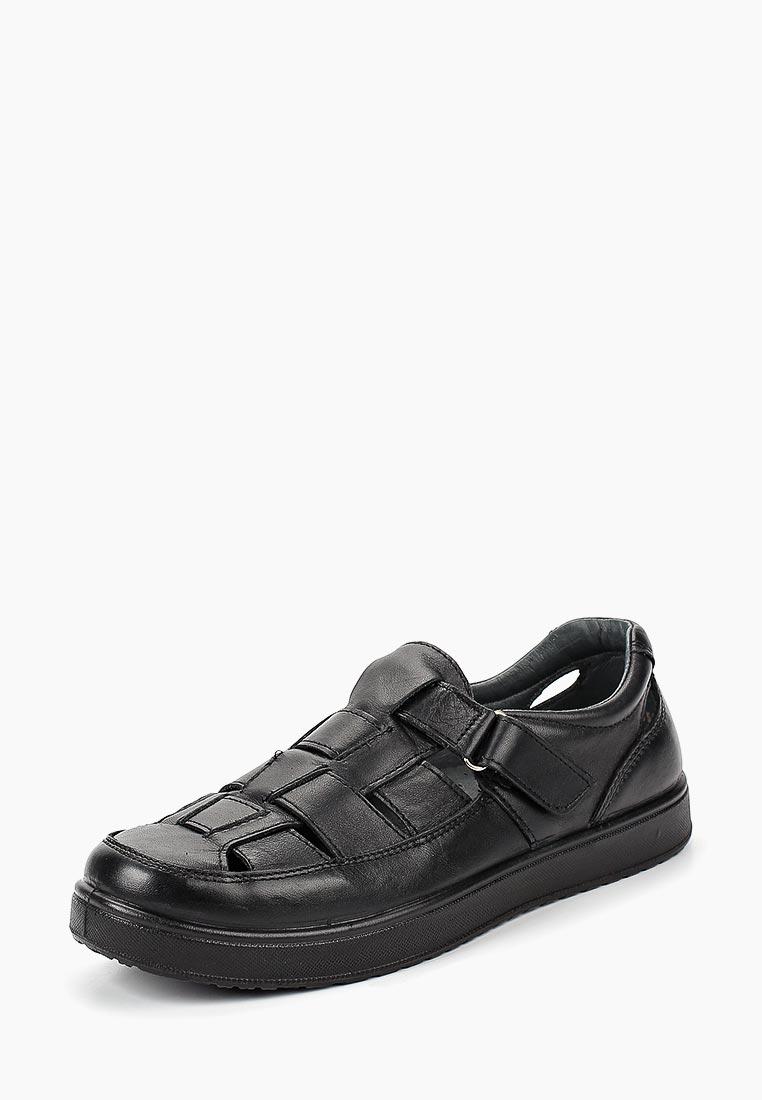 Туфли для мальчиков Котофей 732165-21