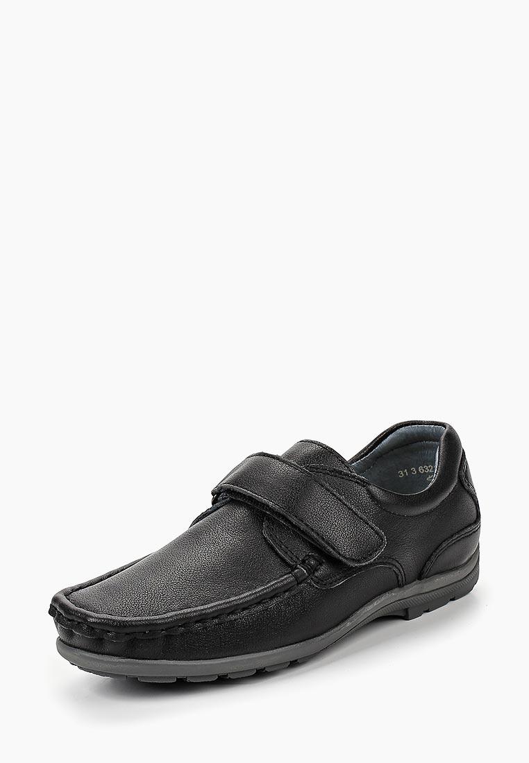 Туфли для мальчиков Котофей 632195-21