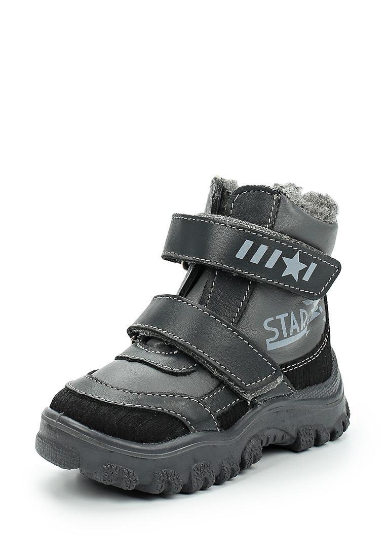 Ботинки для мальчиков Котофей 252112-42
