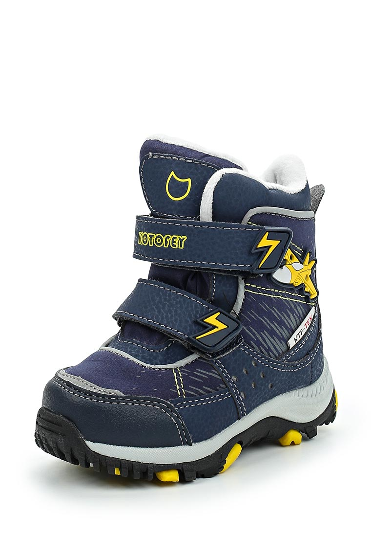 Ботинки для мальчиков Котофей 254950-42