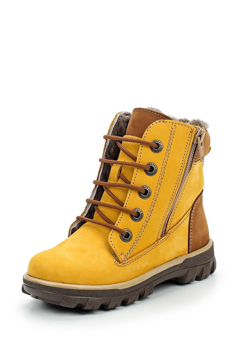 Ботинки для мальчиков Котофей 352071-51