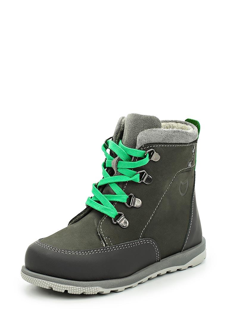 Ботинки для мальчиков Котофей 352107-35